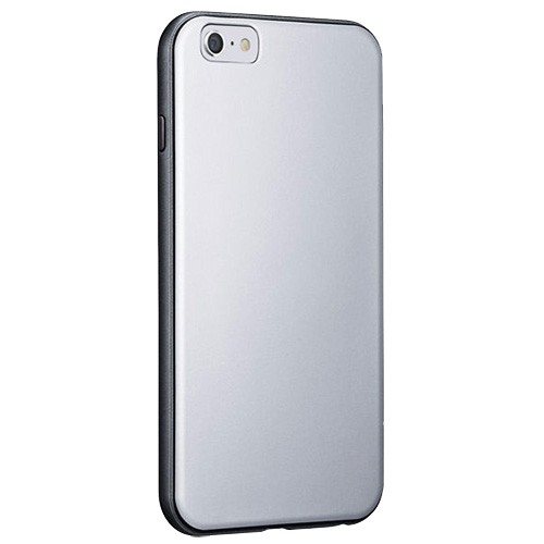 Verizon Soft Cover Case for Apple iPhone 6 Plus/6S Plus - Silver