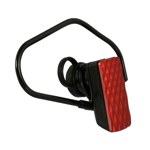 Wireless Xcessories - PULSE Premium Bluetooth Headset - Red