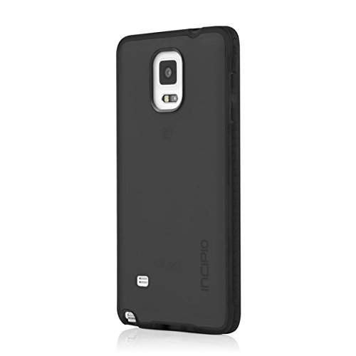 Incipio Octane Shock Absorbing Case for Samsung Galaxy Note 4 - Translucent Black