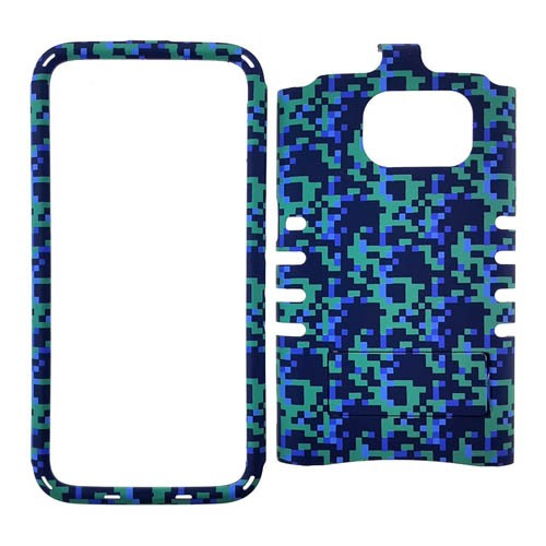 Rocker Series Snap-On Protector Case for Samsung Galaxy S7 (Mosaic Design)