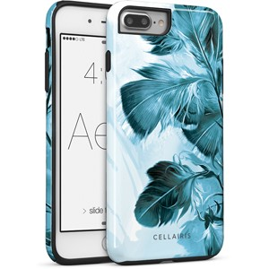 Cellairis Aero Case for Apple iPhone 7 Plus/8 Plus - Aero Feather Plume Blue