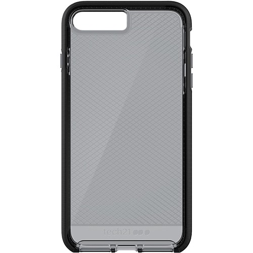 promo code ff978 eb38c Tech21 Evo Check Case for Apple iPhone 7 Plus - Smokey/Black