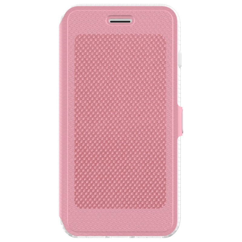 new arrival 04842 9eaf8 Tech21 Evo Active Edition Wallet Case for iPhone 8 Plus, 7 Plus - Pink