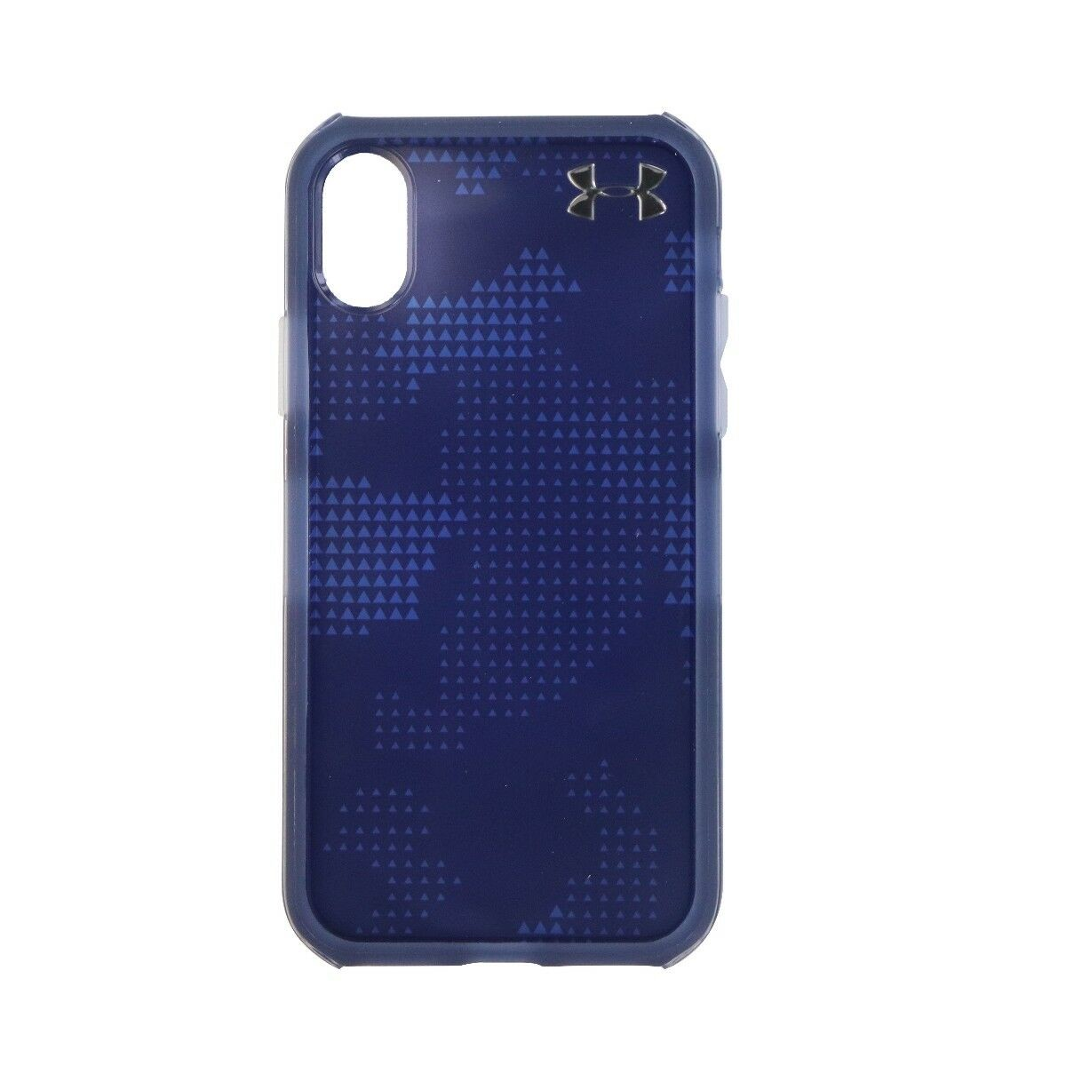 Under Armour Verge Case for Apple iPhone X/Xs - Dark Blue/Digital Camo