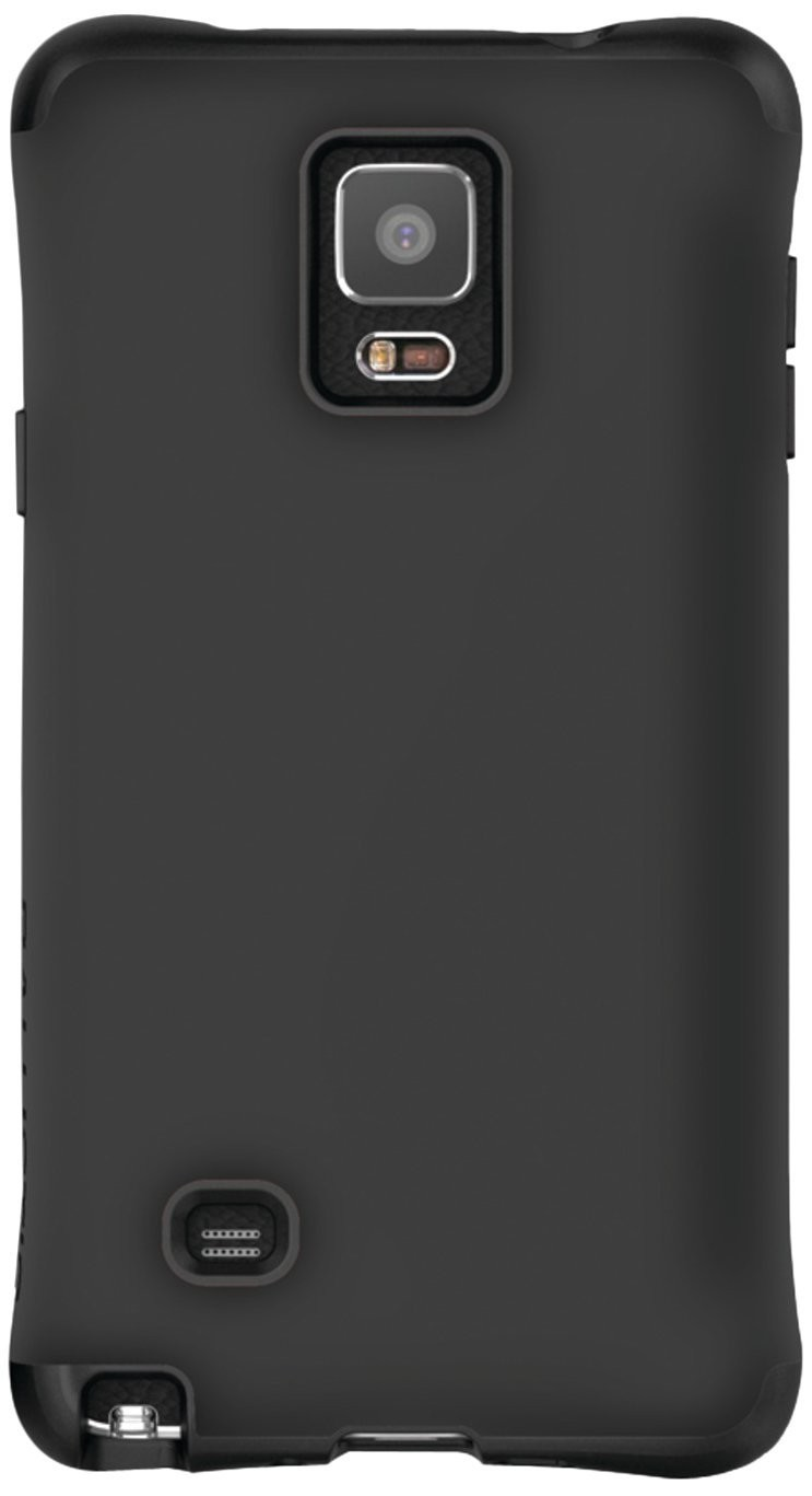 Ballistic Urbanite Case for Samsung Galaxy Note 4 (Black) - UR1498-A91C