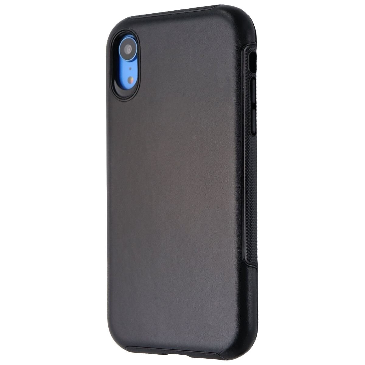 Verizon Genuine Leather Case for Apple iPhone XR - Black