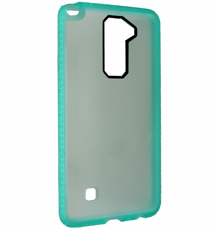 Incipio Octane Impact Shell Case for LG Stylo 2 - Frost / Turquoise