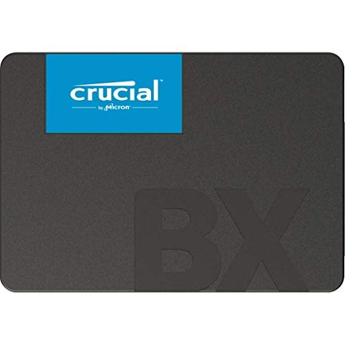 Crucial BX500 120GB 3D NAND SATA 2.5-Inch Internal SSD, up to 540MB/s - CT120BX500SSD1Z