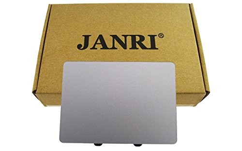 "JANRI Replacement Trackpad Touchpad for MacBook Pro 15"" Unibody A1286 & MacBook 13? A1278 (Mid 2009 2010 Early Late 2011 Mid 2012 Version) (NOT FIT 2008 Year) Without Flex Cable"
