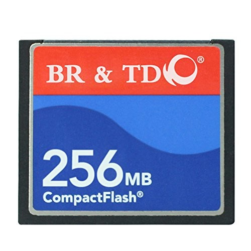 Compact Flash memory card BR&TD ogrinal camera card (256mb)